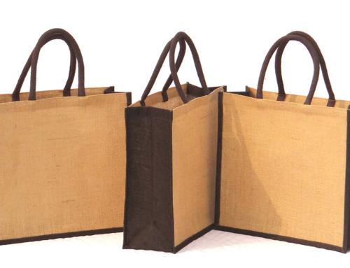 CALICO & JUTE RETAIL BAGS